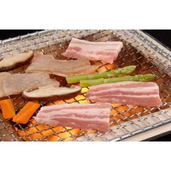 黒ブタ 豚肉 彩の国黒豚詰合せ 約1.3kg giftlink 02