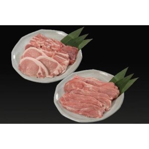 黒ブタ 豚肉 彩の国黒豚詰合せ 約1.3kg giftlink 03