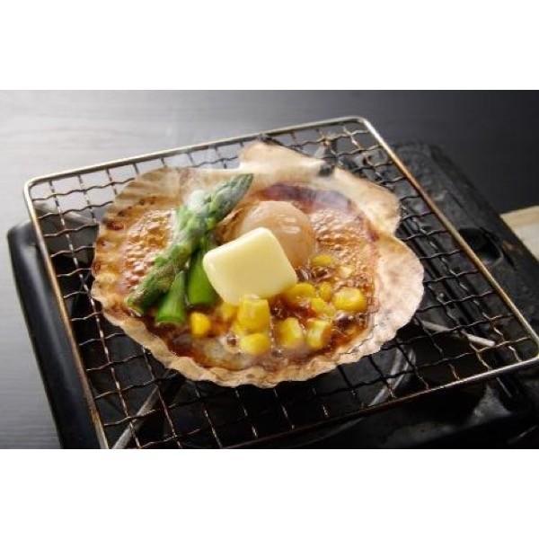 ホタテ ほたて 帆立バター焼き16食 北海道産|giftlink|02