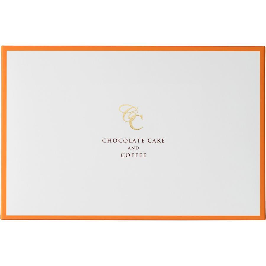 CCC チョコレートケーキ&コーヒー   お菓子 洋菓子 チョコレートケーキ コーヒー UCC 詰合せ ギフト 贈り物 贈答品 香典返し 法事引き出物 MORI ENTERPRISE giftnomori 02