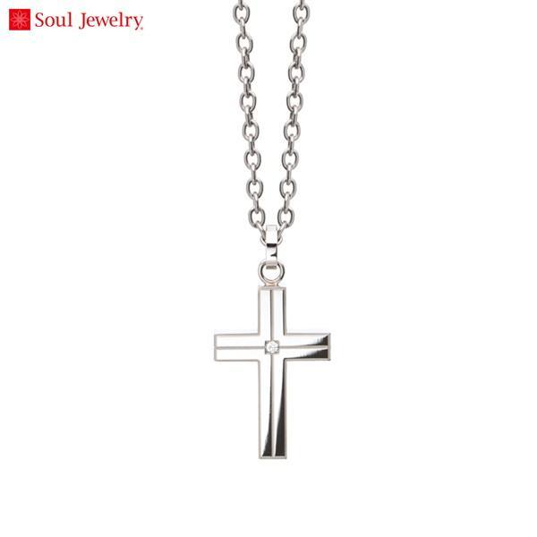 遺骨ペンダント Soul Jewelry(ソウルジュエリー) ラインクロス(プレーン)/ステンレス316L/メンズ | 手元供養 骨壺 納骨 遺骨 ペンダント アクセサリー|giftnomori