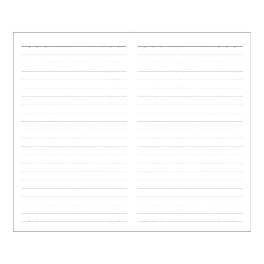 ダイゴー 2022年1月始まり E1300  月曜日始まり アポイントダイアリー 手帳ブラック 1週間+横罫 giftnomura 06