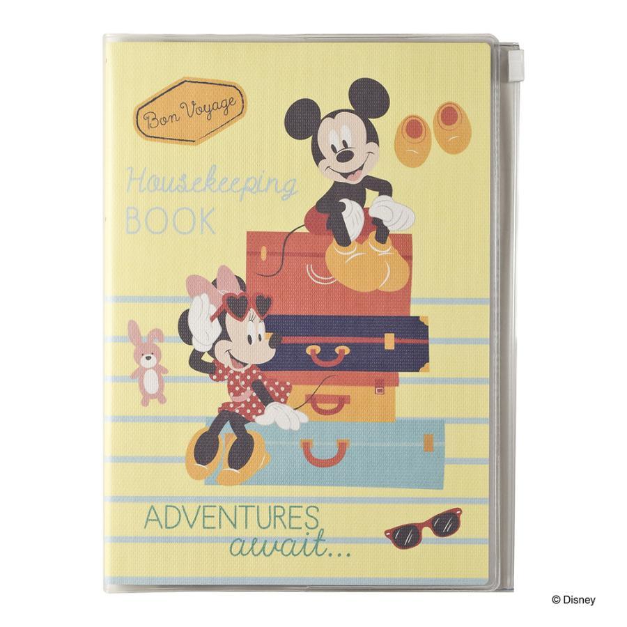 ディズニー家計簿 A5 ミッキー&ミニー