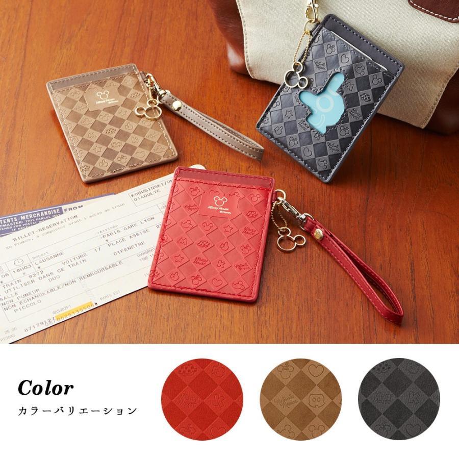 ●ダイゴー N1504  おとなのディズニー パスケース ブラウン 【SALE】|giftnomura|05