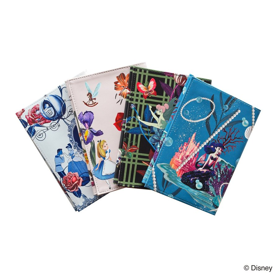 ●ダイゴー おとなのディズニー雑貨 ピレアグラウカ ブックカバー アリス N1664【SALE】|giftnomura|03