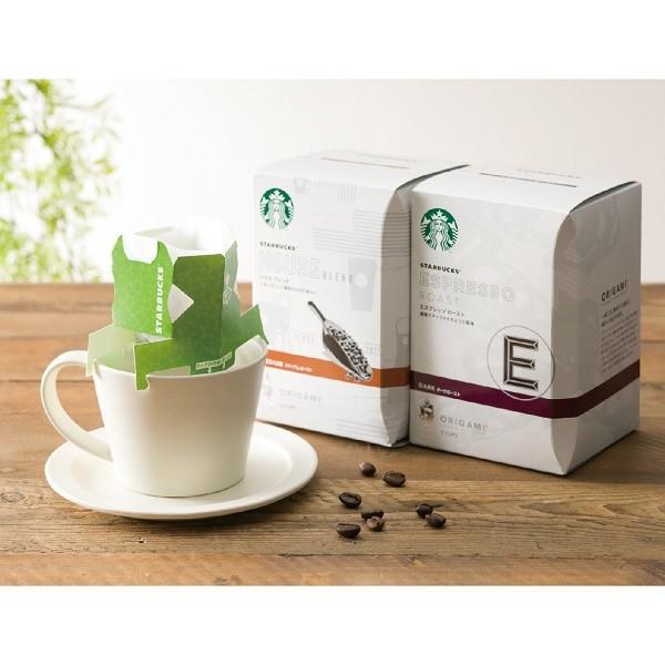 スターバックス オリガミパーソナルドリップ コーヒーギフト SB-10S 御祝 内祝 プレゼント お返し 記念品|giftshop|02