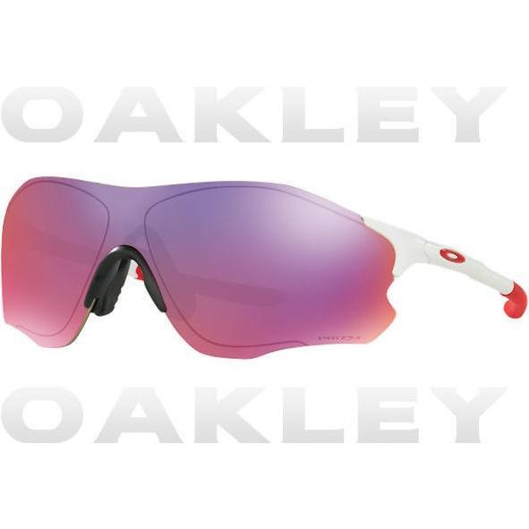 [日本未入荷] OAKLEY オークリー OO9308-06 EVZERO PATH Matte 白い / Prizm Road Standard スチール /プリズムロード メンズ レディース サングラス