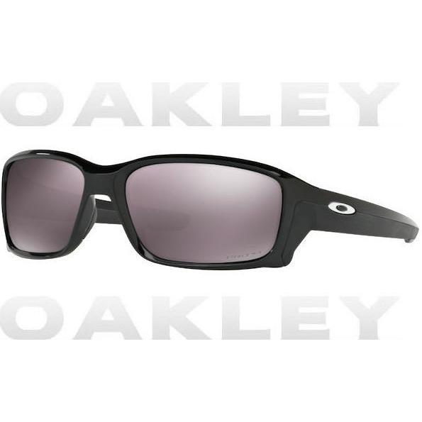 日本未入荷☆OAKLEY オークリー oo9331-07 STRAIGHTLINK Polished 黒 ポーリッシュドブラック プリズムデイリー 偏光 スタンダードフィット