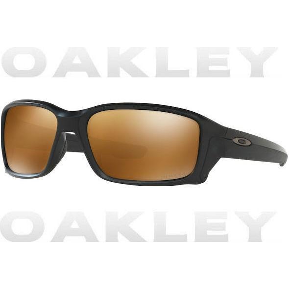 日本未入荷☆OAKLEY オークリー oo9331-13 STRAIGHTLINK Matte 黒 / Prizm Tungsten Polarized 偏光 スタンダードフィット
