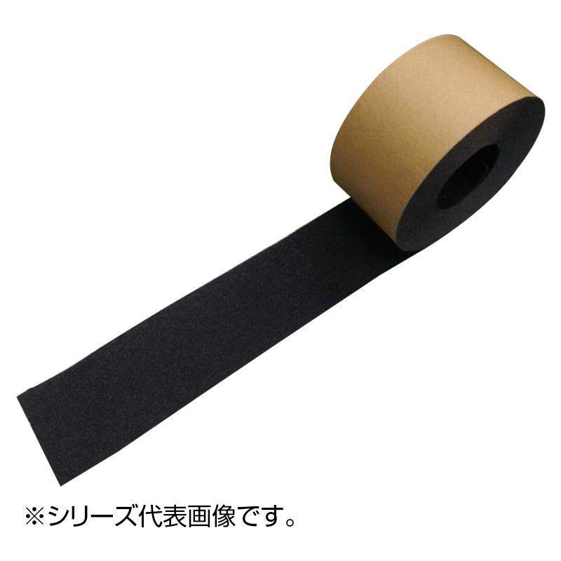 同梱不可 ヤナセ ノンスリップテープ 100×5000mm 厚み0.8mm 5個入 ブラウン RNST-100C