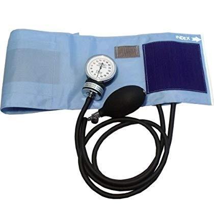 全商品オープニング価格! FOCAL アネロイド血圧計 FC-100V FC-100V ナイロンカフ FOCAL スカイブルー4個セット, お惣菜のパセリグリーン:ac0ff9ce --- idealarch.com