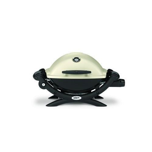 ウェーバー(Weber) バーベキュー コンロ BBQ グリル Q1200 ガス キャンプ 4-6人用 日本正規品 51062008