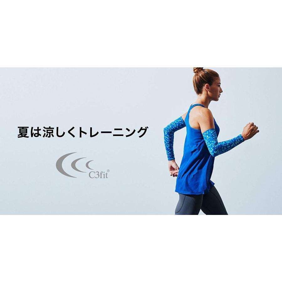 シースリーフィット コンプレッションタイツ インパクトエアーロングタイツ 3FW14127 ブラック 日本 M (日本サイズM相当)