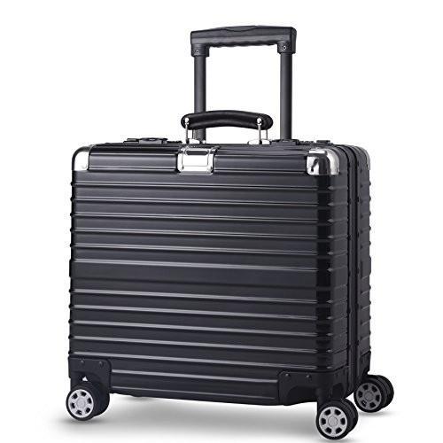 TABITORA(タビトラ) スーツケース 小型 超軽量 アルミフレーム キャリーバッグ 機内持ち込み ビジネス出張 TSAロック 静音 8