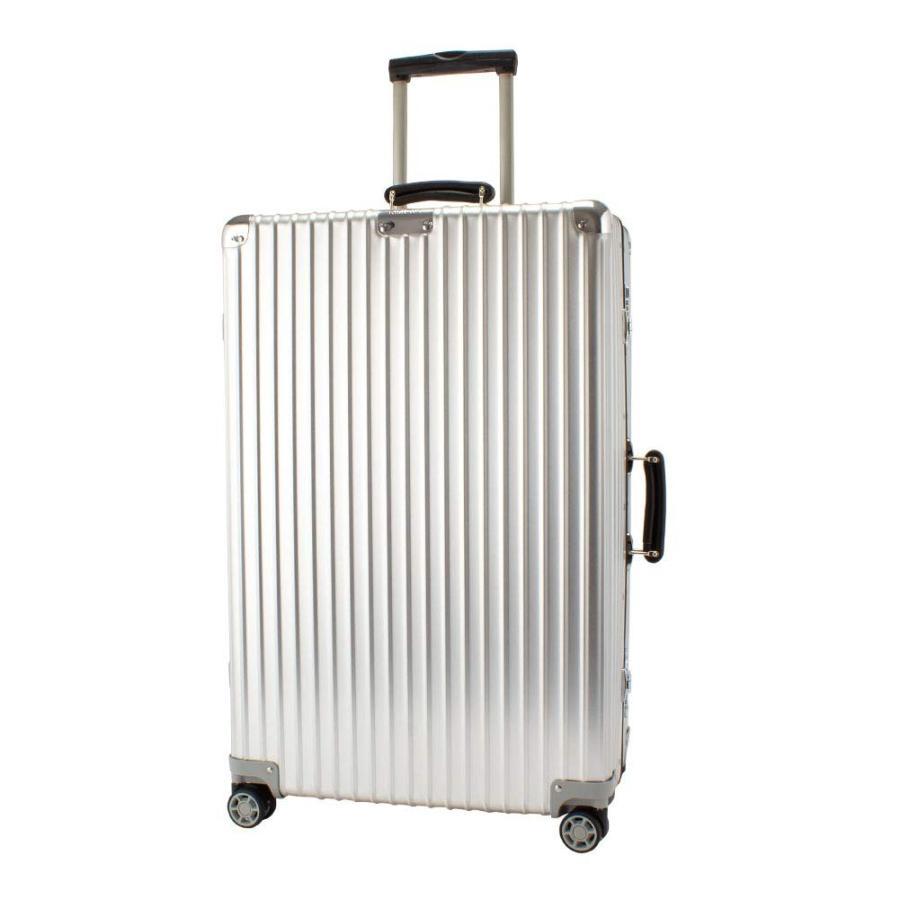 リモワ RIMOWA クラシック チェックイン L 84L 4輪スーツケース キャリーケース キャリーバッグ 97273004 Class