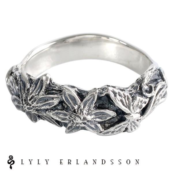 公式の  リリーエルランドソン リング メンズ レディース ブランド 指輪 シルバー the EDEN 7-25号 エデン シルバー925 海外ブランド LYLY ERLANDSSON 人気, カサイグン 46bf7f50