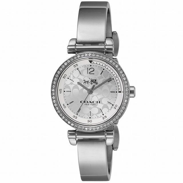 非常に高い品質 COACH コーチ 腕時計 ウォッチ 14502541 1941SPORT スポーツ レディース シルバー [並行輸入品], トミオカシ 508157c1