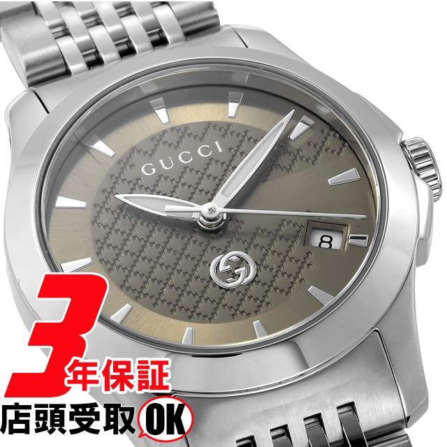今季ブランド グッチ GUCCI 腕時計 ブラウン GUCCI グッチ YA1265007 グッチ Gタイムレス ブラウン [並行輸入品], タナグラマチ:cae5b191 --- airmodconsu.dominiotemporario.com