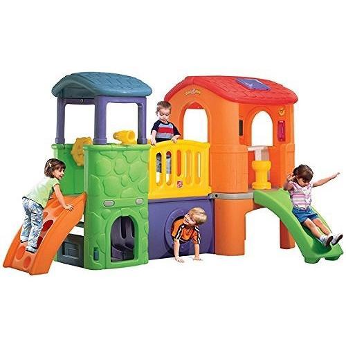 [メーカー直送品のためラッピング・代引き不可] STEP2 (ステップ2) ジョイフルクラブハウス [7006][大型玩具 大型遊具 おもちゃ 野外 屋内 室内 子供用]