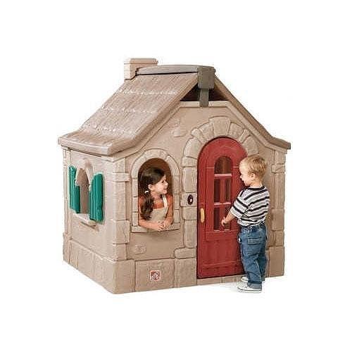 [メーカー直送品のためラッピング・代引き不可] STEP2 (ステップ2) おとぎのくにの小さな家 [7959][大型玩具 大型遊具 おもちゃ 野外 屋内 室内]