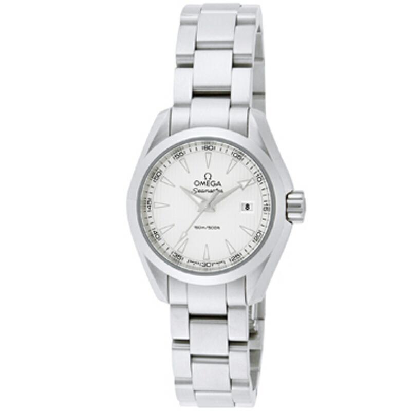 最新デザインの 【店内全品送料無料〜3/15】オメガ OMEGA 腕時計 シーマスターアクアテラ レディース 231.10.30.60.02.001 シルバー, タマリムラ 516046f2