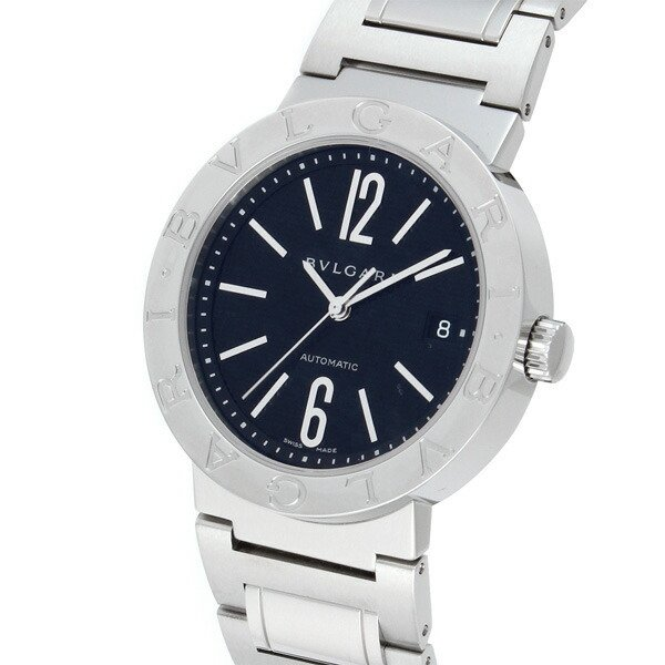 low priced 60199 c7e4f ブルガリ BVLGARI メンズ BB38BSSDAUTO BVLGARI 腕時計 ブルガリ ...