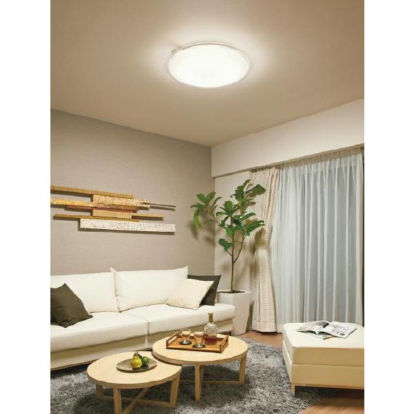 最新品!!LEDシーリングライト◆8畳用◆LEDH81702Y-LC