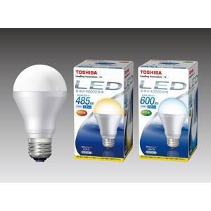 明るさアップと軽量化を実現したLED電球◆7.2W 485lm 電球色相当 LDA7L 100個セット