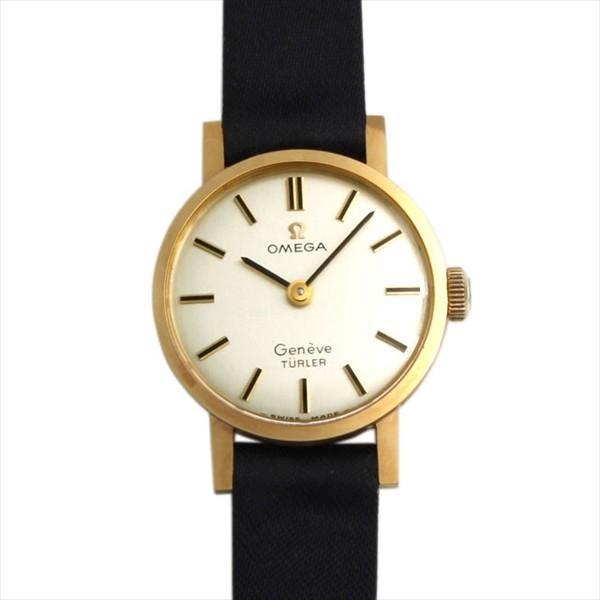 最高級 48回払いまで無金利 レディース オメガ ジュネーブ TURLER オメガ Wネーム アンティーク レディース TURLER 腕時計, lesamis:bd1b21f3 --- airmodconsu.dominiotemporario.com