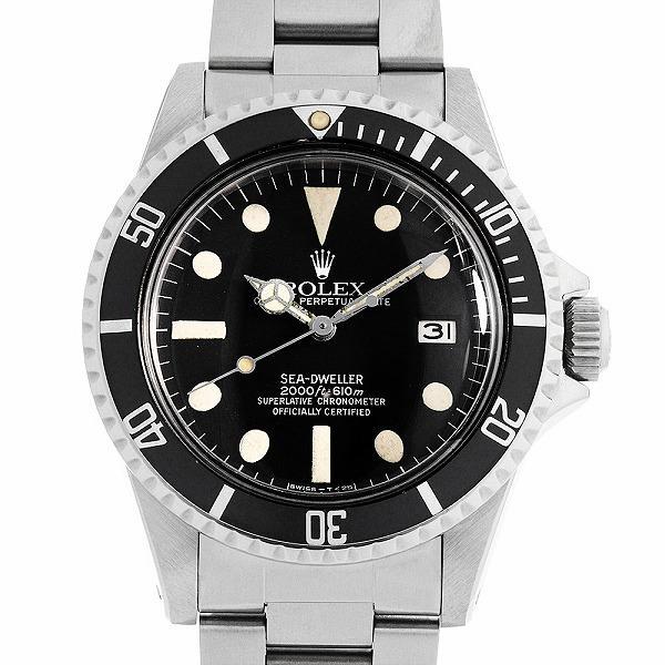 【本物新品保証】 48回払いまで無金利 SALE ロレックス シードゥエラー Cal.1570 80番 80番 SALE 1665 アンティーク メンズ メンズ 腕時計, ジョウトウク:c834f59e --- airmodconsu.dominiotemporario.com