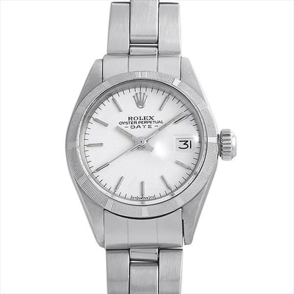 超人気の 48回払いまで無金利 31番 ロレックス オイスター パーペチュアル レディース 腕時計 デイト 6919 ホワイト 31番 アンティーク レディース 腕時計, 犬飼町:d8a1e30e --- airmodconsu.dominiotemporario.com