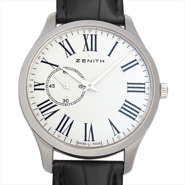最愛 48回払いまで無金利 ゼニス メンズ エリート ウルトラシン ゼニス 腕時計 03.2010.681/11.C493 新品 メンズ 腕時計, クニサキマチ:4af47dd3 --- airmodconsu.dominiotemporario.com