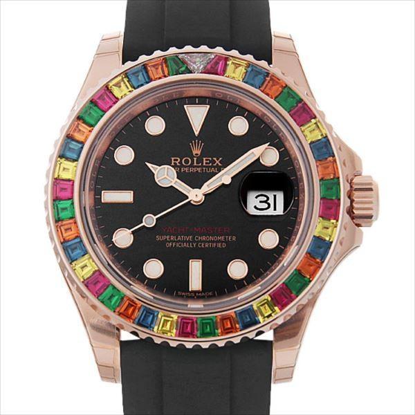 【オンライン限定商品】 48回払いまで無金利 ロレックス ヨットマスター 116695SATS 腕時計 新品 キャンディ 新品 116695SATS メンズ 腕時計, 中間市:0ad238a8 --- airmodconsu.dominiotemporario.com