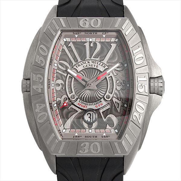 最新エルメス 48回払いまで無金利 フランクミュラー コンキスタドール 8900SC グランプリ 8900SC DT メンズ コンキスタドール GPG 新品 メンズ 腕時計, カモムラ:5d60b671 --- airmodconsu.dominiotemporario.com