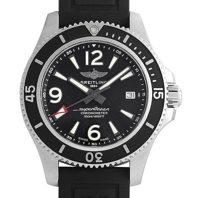 60回払いまで無金利 ブライトリング スーパーオーシャン オートマチック42 A17366021B1S1(A282B-1VPR) 新品 メンズ 腕時計|ginzarasin
