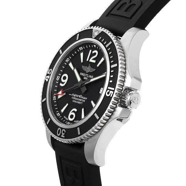60回払いまで無金利 ブライトリング スーパーオーシャン オートマチック42 A17366021B1S1(A282B-1VPR) 新品 メンズ 腕時計|ginzarasin|02