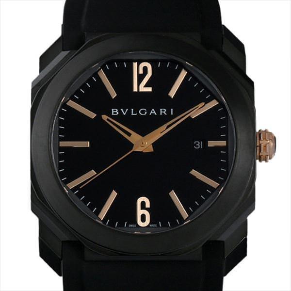 当店在庫してます! 48回払いまで無金利 ブルガリ ブルガリ 新品 オクト ウルトラネロ メンズ BGO41BBSVD 新品 メンズ 腕時計, メンズスーツ スーツデポ:367627e7 --- airmodconsu.dominiotemporario.com