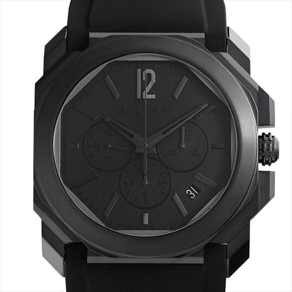 【おトク】 48回払いまで無金利 SALE ブルガリ オクト オリジナーレ ウォッチ BGO41BBSVDCH/B 新品 メンズ 腕時計, 福島そらや 4dd4f59e