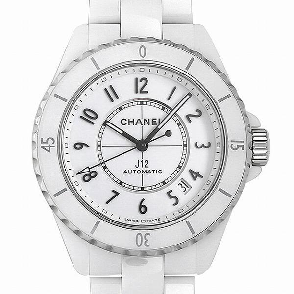 100%安い 48回払いまで無金利 白セラミック シャネル J12 腕時計 メンズ 白セラミック キャリバー12.1 H5700 新品 メンズ 腕時計, 超可爱の:226add54 --- airmodconsu.dominiotemporario.com