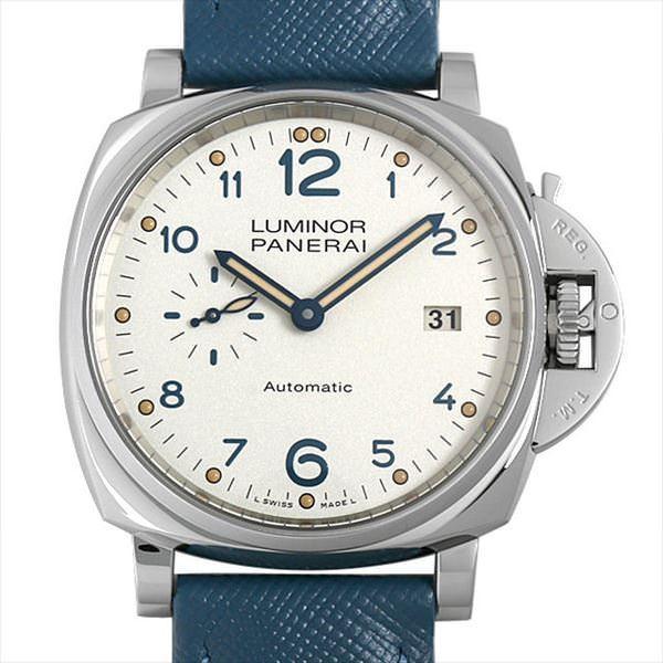 フジオカシ 48回払いまで無金利 パネライ ルミノール ドゥエ 3デイズ オートマティック アッチャイオ PAM00906 新品 メンズ 腕時計, アトリエミツコ 6d3ac3d4