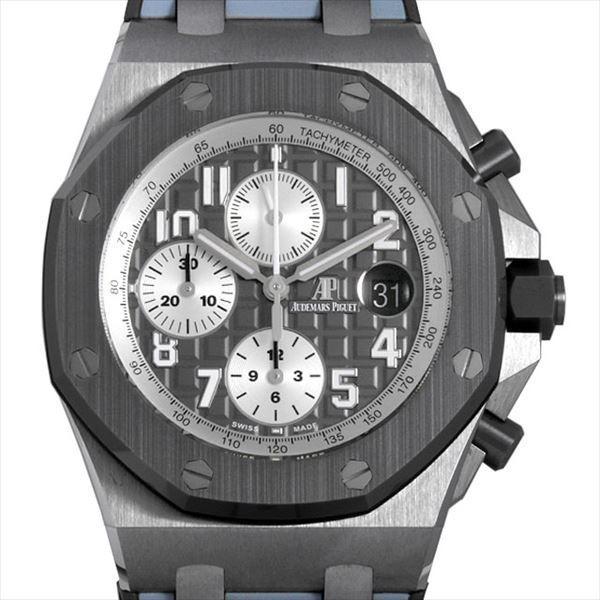【日本未発売】 48回払いまで無金利 オーデマピゲ ロイヤルオーク オフショア クロノグラフ 26470IO.OO.A006CA.01 未使用 メンズ 腕時計, Bコレクション 8652a52b