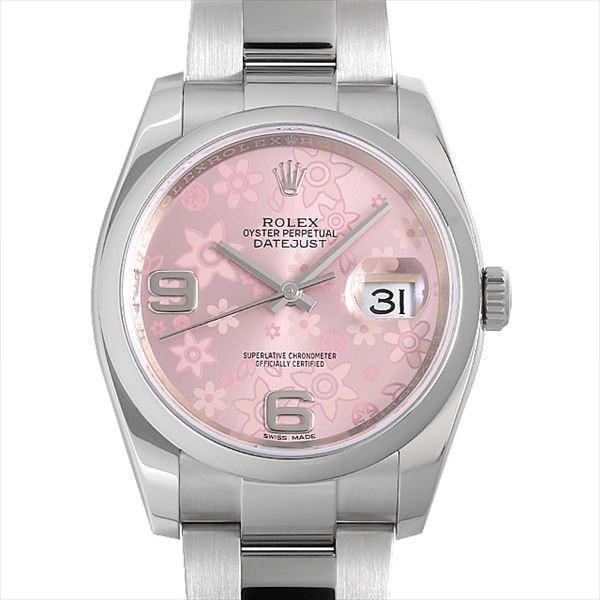 春のコレクション 48回払いまで無金利 メンズ ロレックス デイトジャスト 116200 ピンク/フラワー ランダムシリアル 116200 メンズ 腕時計 腕時計, 院内町:ea3aa75d --- airmodconsu.dominiotemporario.com