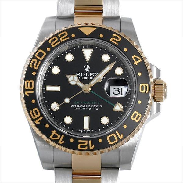 スペシャルオファ 48回払いまで無金利 腕時計 ロレックス GMTマスターII GMTマスターII ロレックス 116713LN ランダムシリアル メンズ 腕時計, ウェルキューブ:6ab29192 --- airmodconsu.dominiotemporario.com