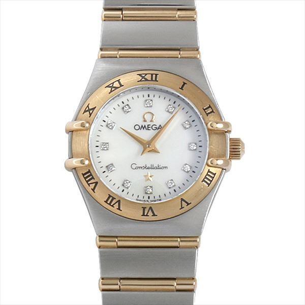 最新情報 48回払いまで無金利 オメガ オメガ コンステレーション ミニ 12Pダイヤ 1262.75 1262.75 ミニ レディース 腕時計, 大里町:4a4ad98e --- airmodconsu.dominiotemporario.com