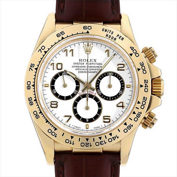 【正規品直輸入】 48回払いまで無金利 ロレックス コスモグラフ デイトナ 16518 逆6文字盤 ホワイト/アラビア S番  メンズ 腕時計, BIVLABO 2dd1f084