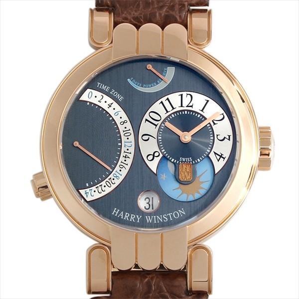 【初回限定】 48回払いまで無金利 メンズ SALE ハリーウィンストン 腕時計 プルミエール エキセンター 200/MMTZ39RL.A タイムゾーン 200/MMTZ39RL.A メンズ 腕時計, mto:7991e177 --- airmodconsu.dominiotemporario.com