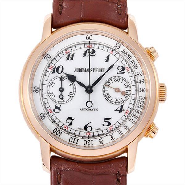 無料発送 48回払いまで無金利 オーデマピゲ ジュールオーデマ クロノグラフ 26100OR.OO.D088CR.01  メンズ 腕時計, アキツチョウ 732cfa46