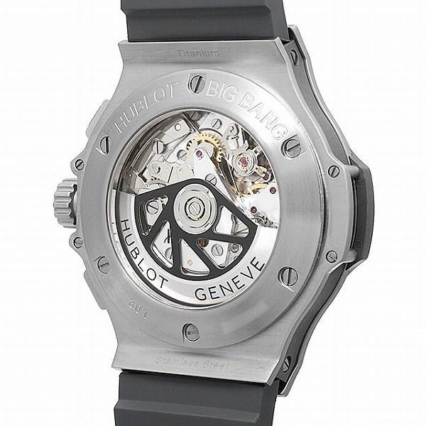 60回払いまで無金利 ウブロ ビッグバン アールグレイ ダイヤモンド 301.ST.5020.GR.1104 中古 メンズ 腕時計|ginzarasin|03