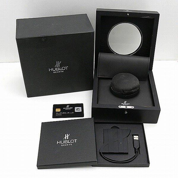 60回払いまで無金利 ウブロ ビッグバン アールグレイ ダイヤモンド 301.ST.5020.GR.1104 中古 メンズ 腕時計|ginzarasin|06
