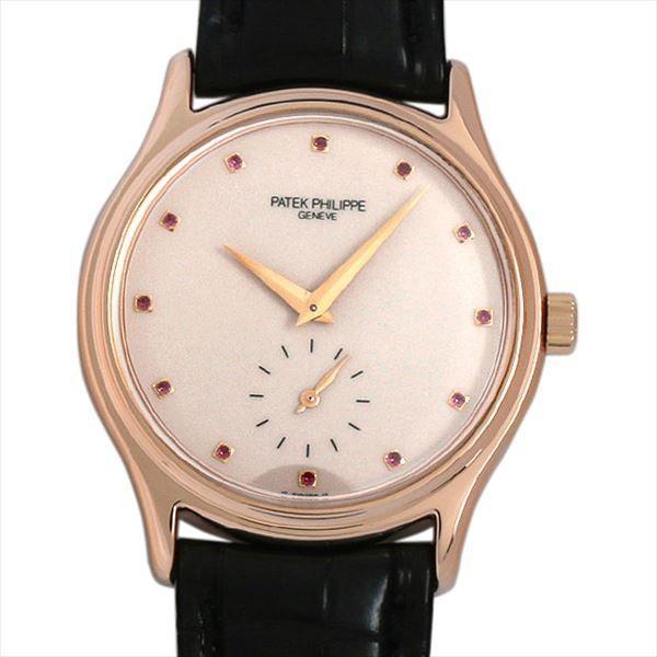 人気商品の 48回払いまで無金利 パテックフィリップ カラトラバ 台湾代理店25周年記念モデル 3923SR  メンズ 腕時計, 作業服と安全靴のよしき e677f104